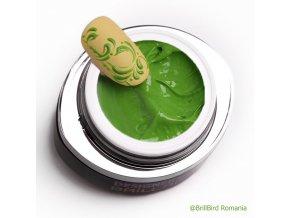 Designer Gel green
