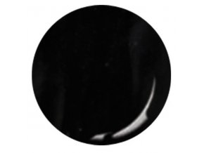 3D Color akrylový pudr C09 -   černý  10ml
