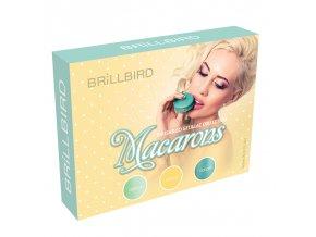 Macarons Brush&Go Gel&Lac set 3x5ml