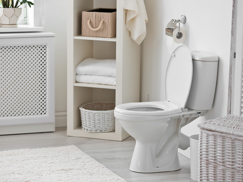Zapomeňte na čištění WC colou, použijte Powerfix-gel.