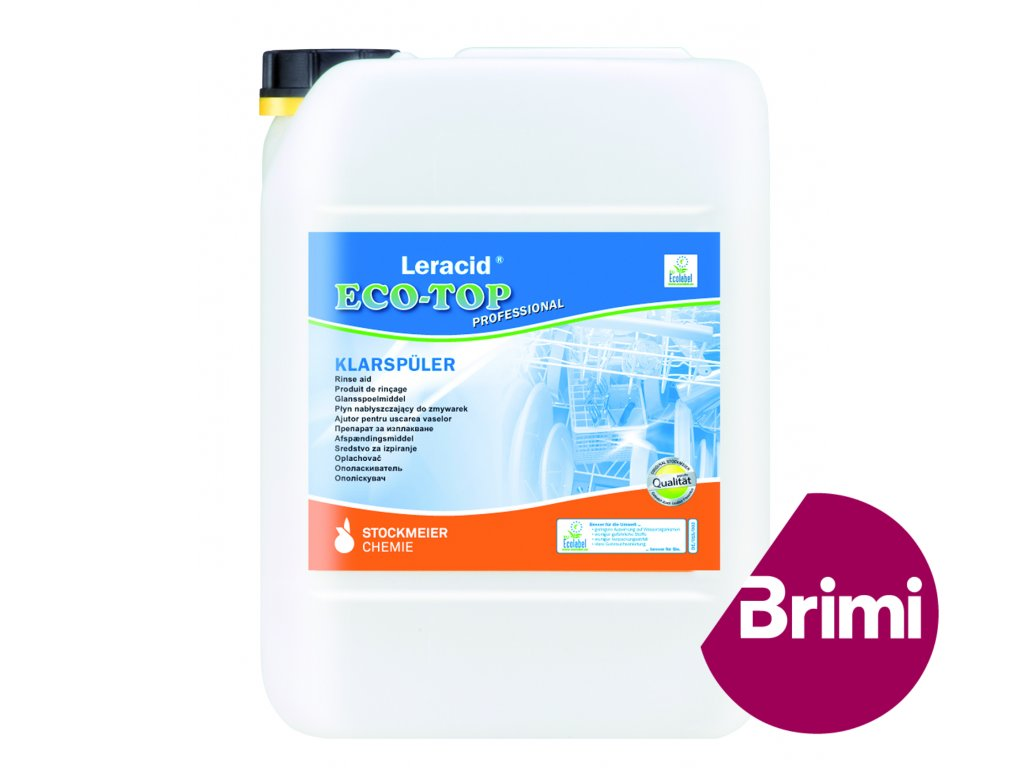 Leracid® Eco Top Klarspüler 10 Liter