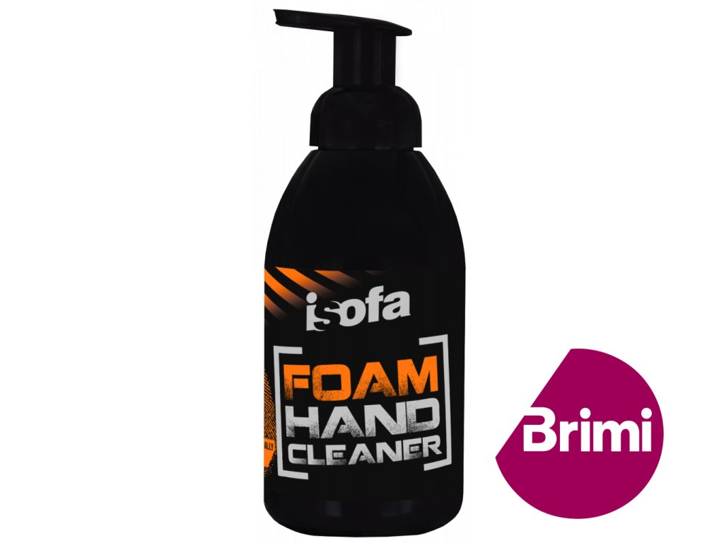 brimi 0002192 Isofa Foam 500g lahev