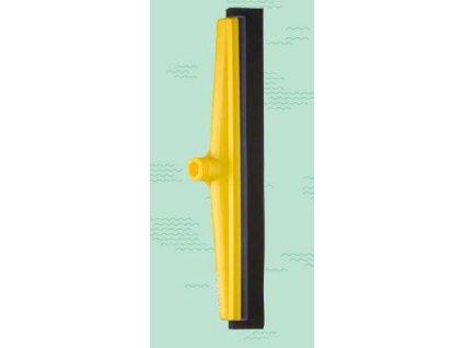 Stěrka s výměnnou ČERNOU gumou 40 a 60 cm Kobra