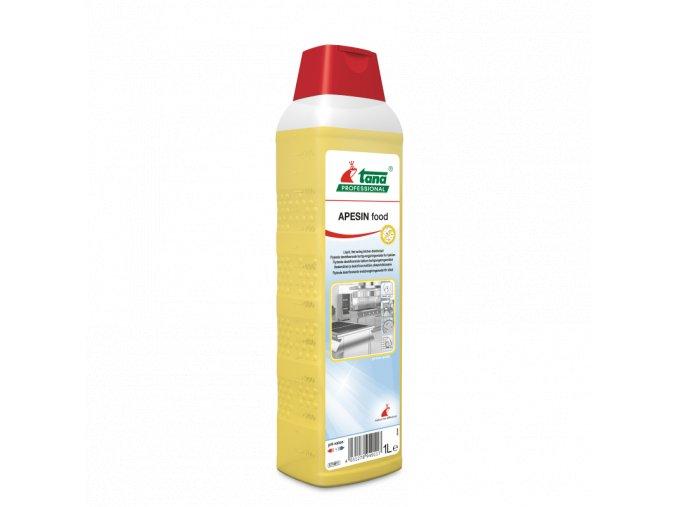 Apesin FOOD dezinfekční čistič do potravinářství bez chlóru  z 1 l naředíte 65 l