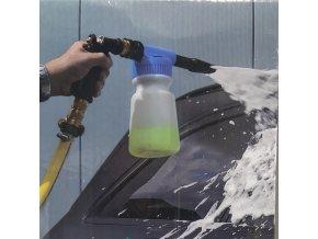 brimi foamer zpenovac na hadici s vodou