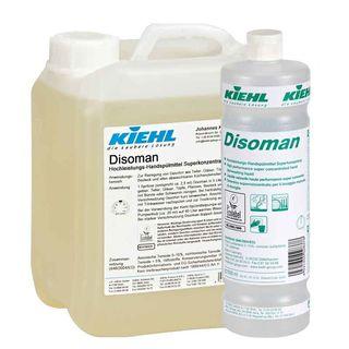 Disoman ekologický prostředek na profesionální mytí nádobí obsah: 5 l