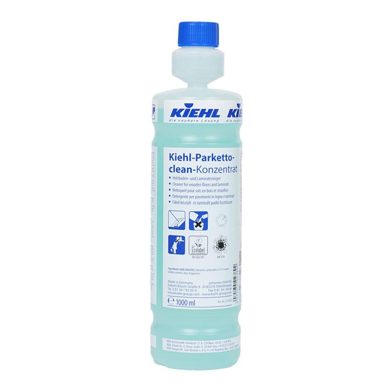 Parketto Clean čisticí prostředek na parkety, dřevěné a laminátové plovoucí podlahy