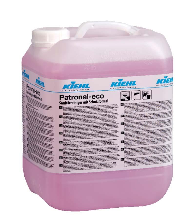 Patronal-eco silný a ekologický prostředek na vodní kámen obsah: 10 l