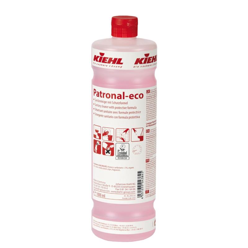 Patronal-eco silný a ekologický prostředek na vodní kámen obsah: 1 l