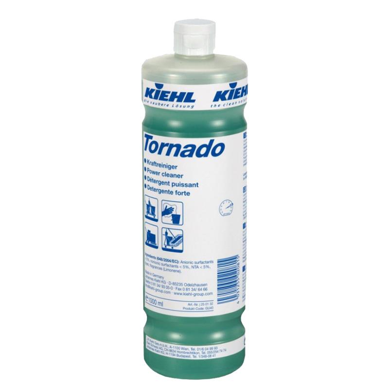 Tornado silný odmaštující a leštící prostředek na mytí oken a povrchů obsah: 1 l
