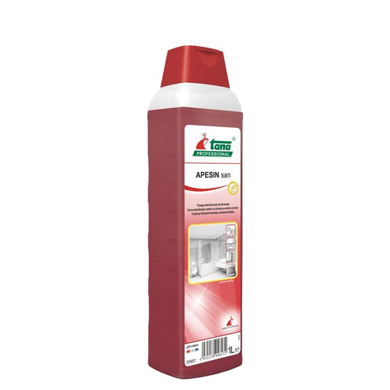 Apesin SAN dezinfekční čistič na povrchy bez chlóru z 1 l naředíte 65 l Objem: 1 l