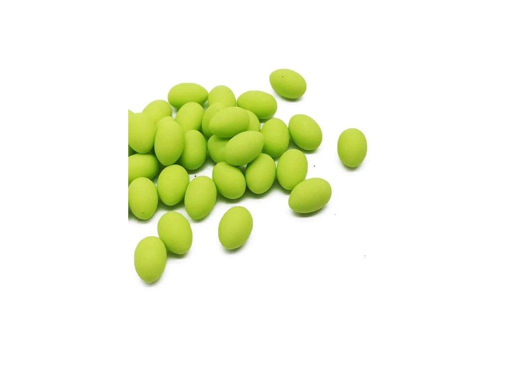 Vajíčko mini světle zelené 11mm