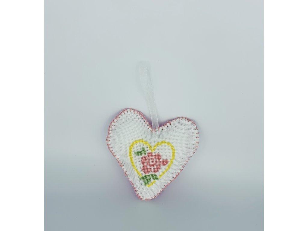 Srdce pro maminku Růže 1