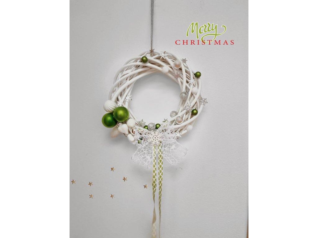 6. vánoční zelený