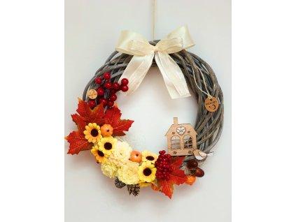 Věnec podzimní 2