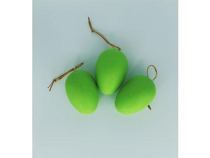 Velikonoční vajíčko závěsné světle zelené