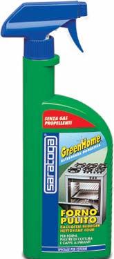 Čisticí prostředky Green Home