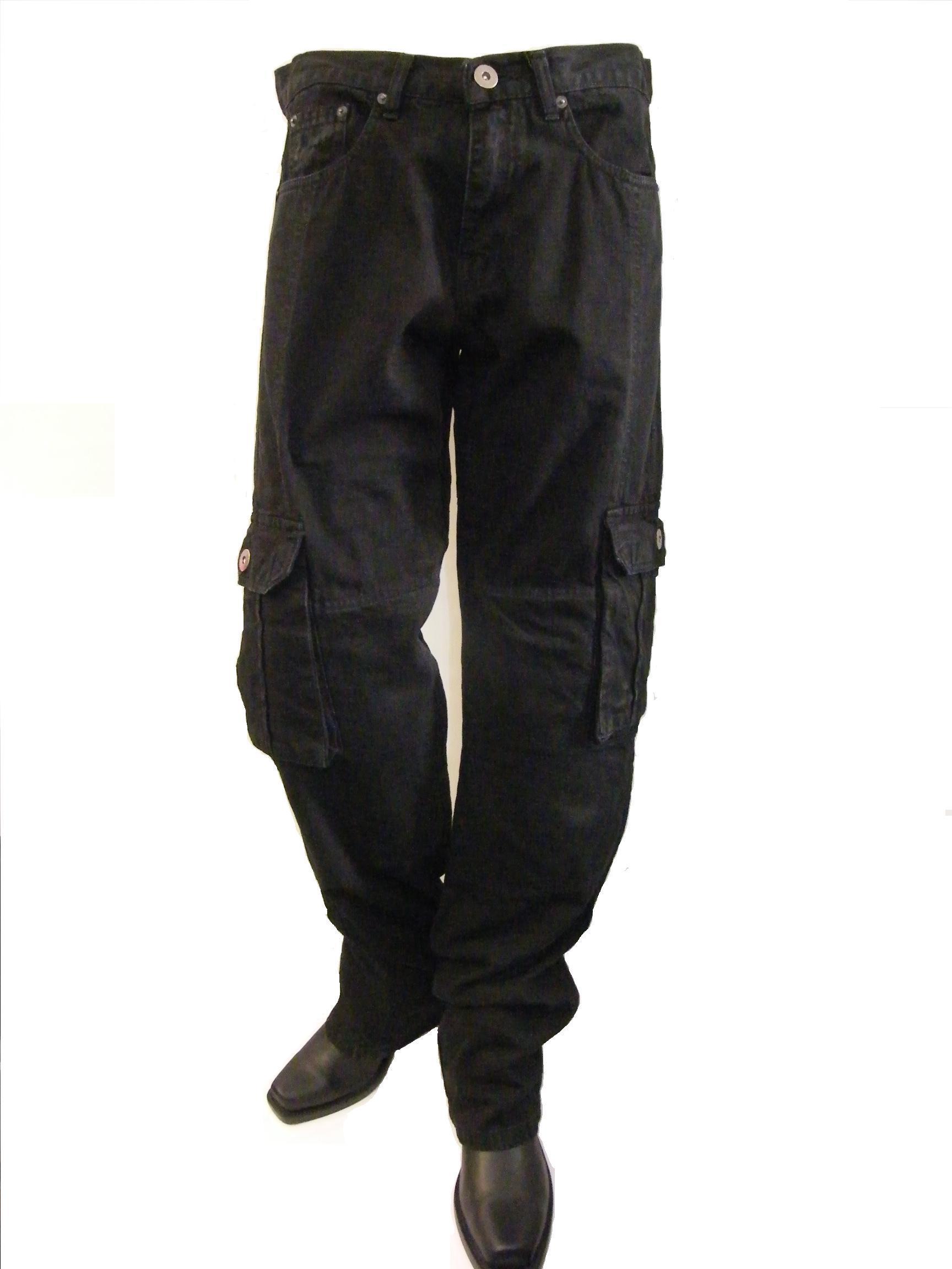 Textilní/Kevlarové kalhoty