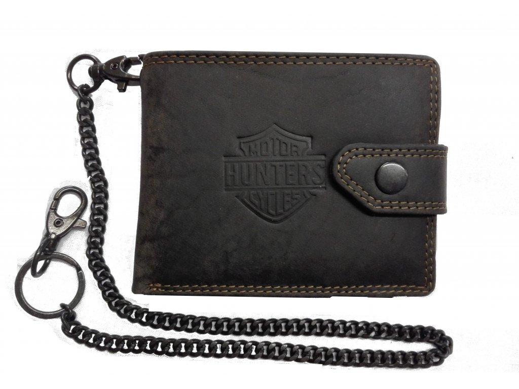 Kožená peněženka, Hunters