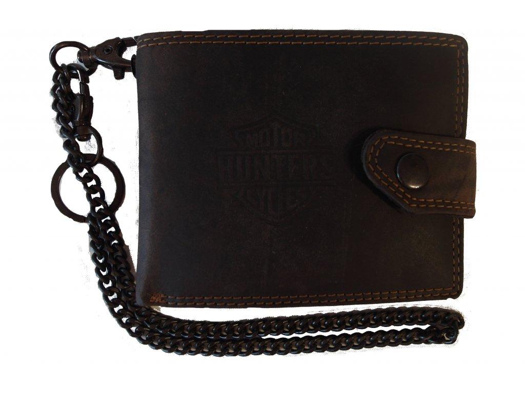 Kožená peněženka Hunters V2