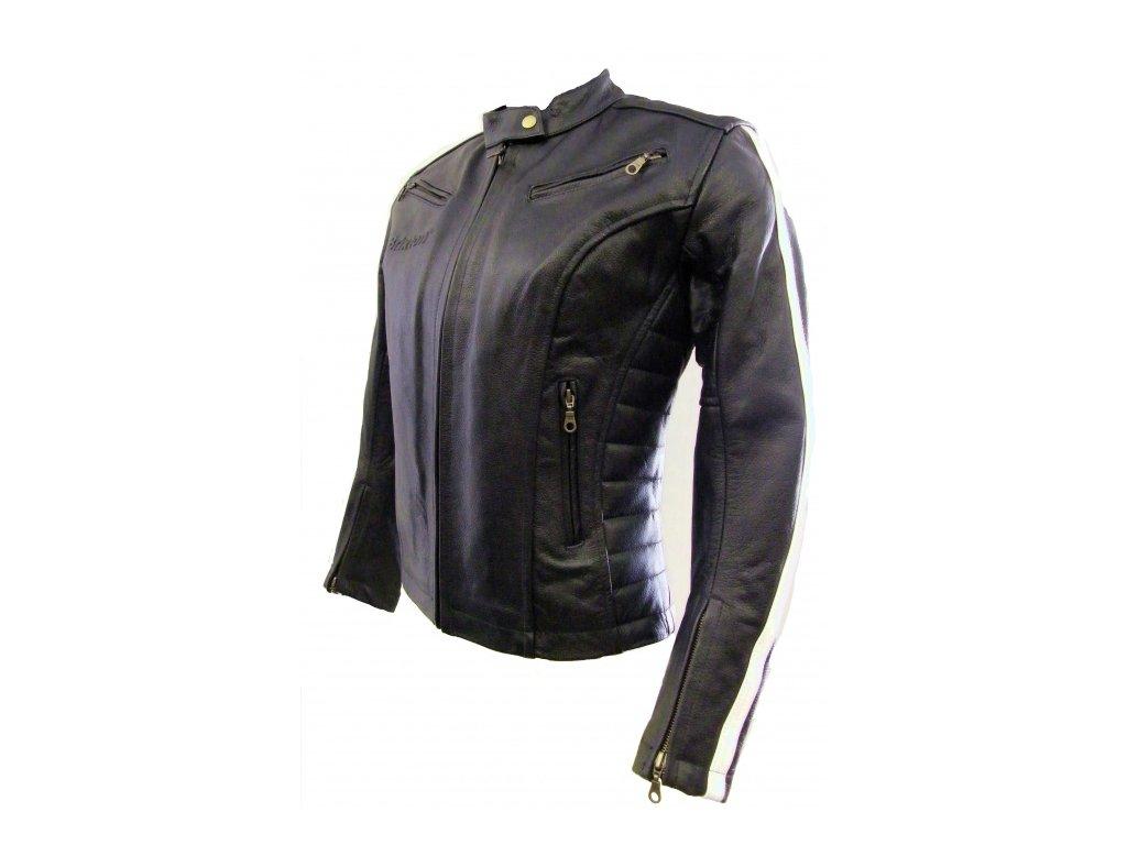 Dámská kožená bunda Gabi WS, Brixton, černá