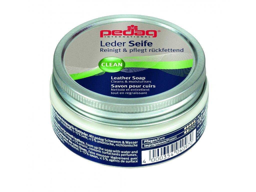 Leather Soap - Speciální Mýdlo Na Kůži 100 ml