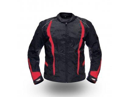 Pánská Textilní Bunda Redline Brixton Černá