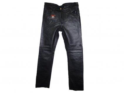 271 panske kozene kalhoty t 501 dirty12 brixton cerne