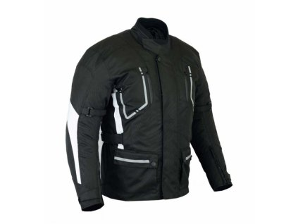 Pánská textilní bunda Epson černá