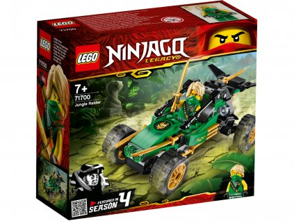 LEGO NINJAGO 71700 Bugina do dzungle krabica predok