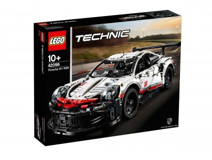 42096 LEGO Technic Preliminary GT Race Car krabica predok