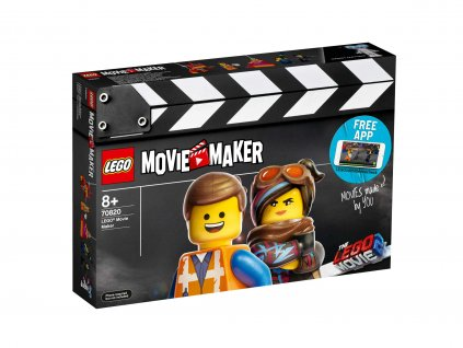 70820 LEGO Movie 2 LEGO Movie Maker krabica predok