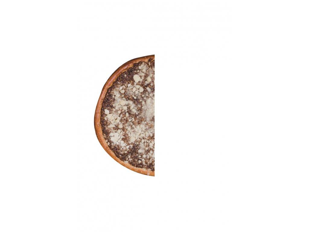 Ořechový frgál půlka