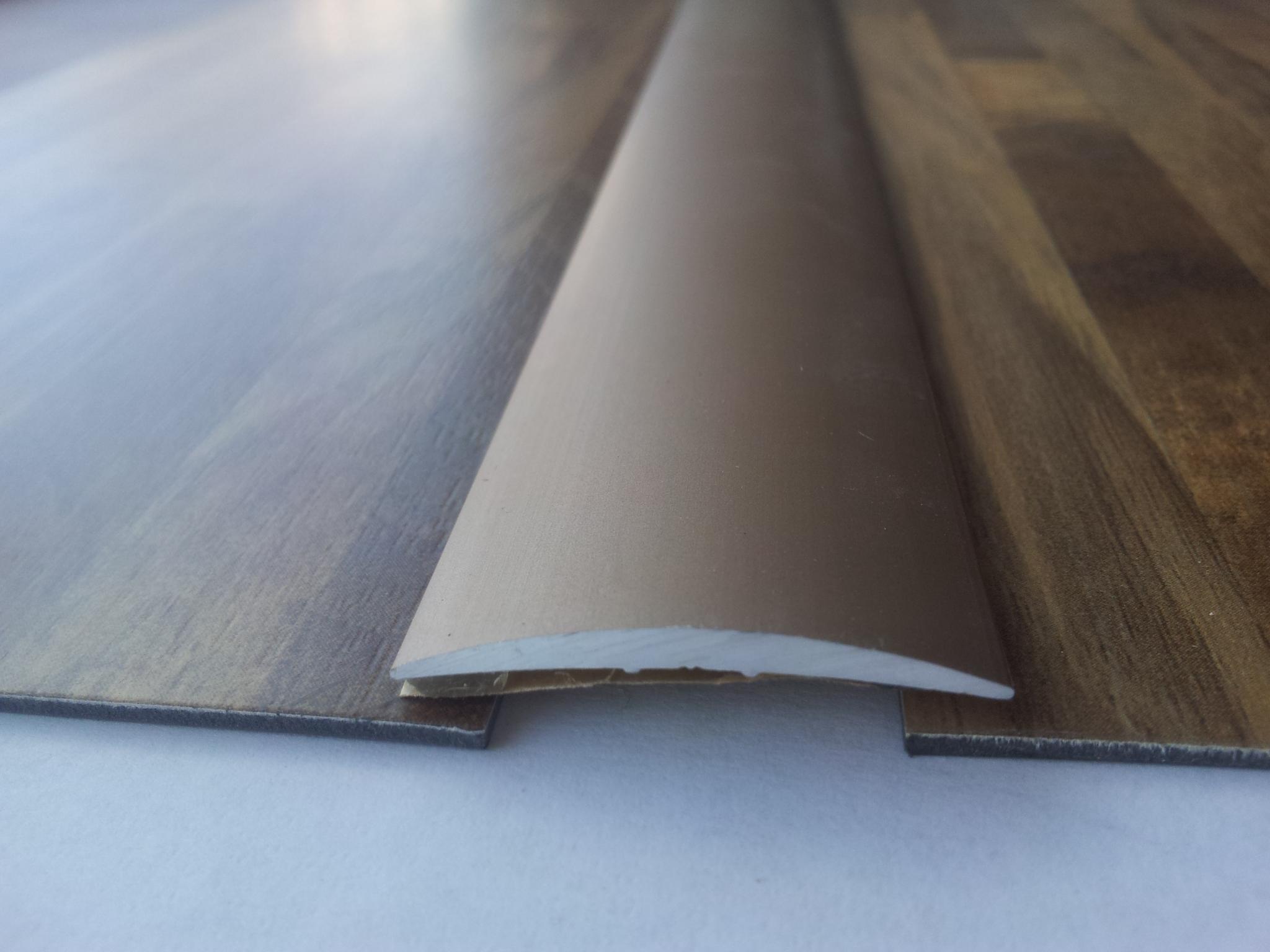 Přechodové lišty AL barva-Světlý bronz