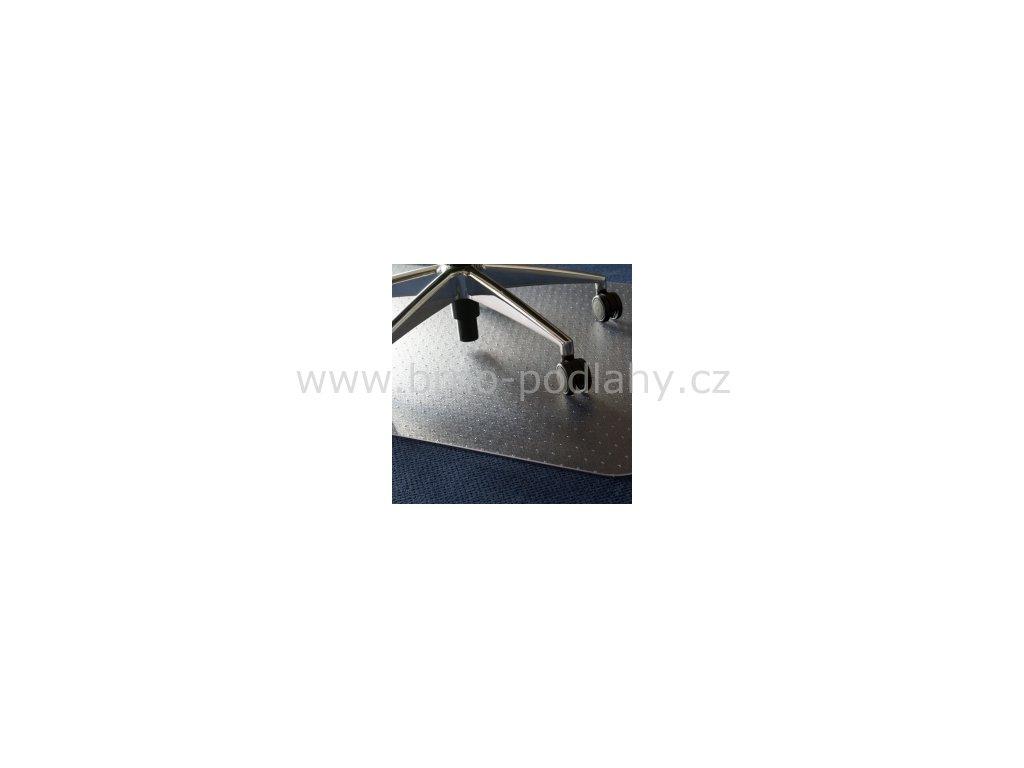 Podložka pod židle -  s nopky 120 x 90 cm