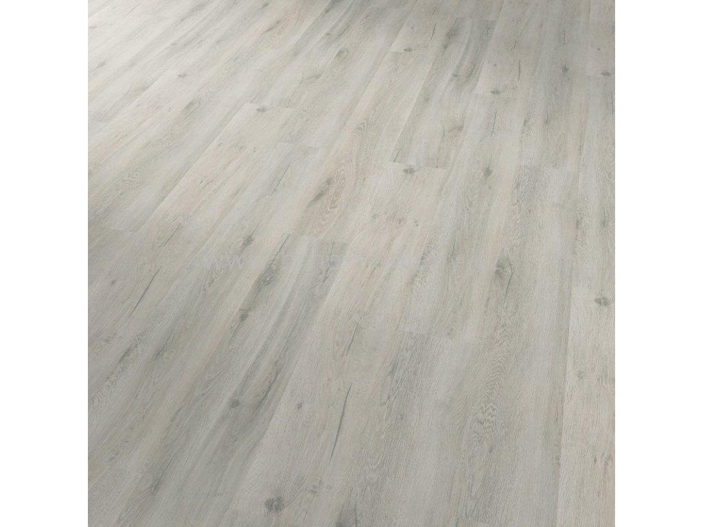 CONCEPTLINE 30112 Dub skandinávský bílý bělený - vinylová lepená podlaha