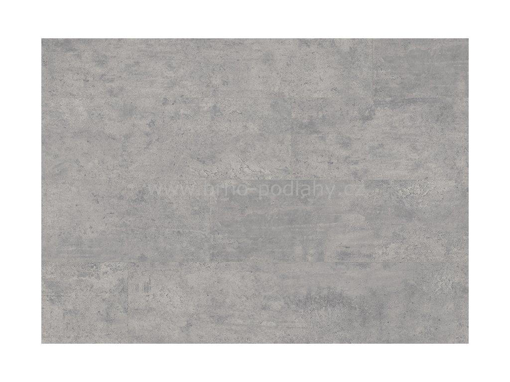 EGGER PRO Laminát Classic 32, AQUA, 4+1 V spára, EPL004 Beton Fontia šedý