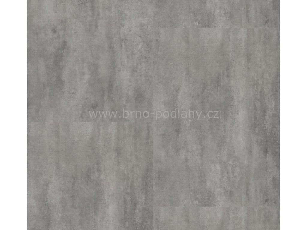 STONELINE Click plovoucí podlaha - vinyl 1060 Cement steel