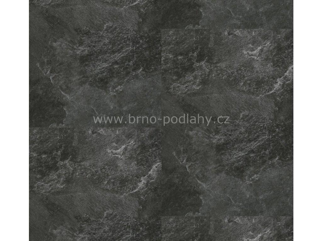 STONELINE Click plovoucí podlaha - vinyl 1063 Břidlice tmavá