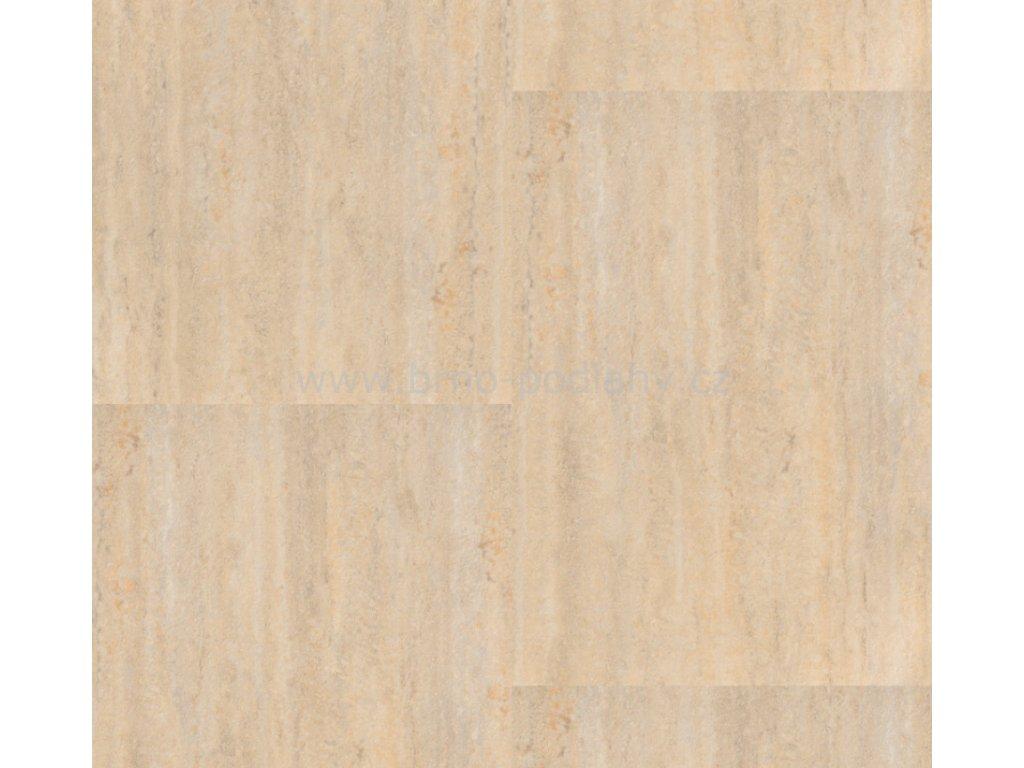 STONELINE Click plovoucí podlaha - vinyl 1065 Travertin