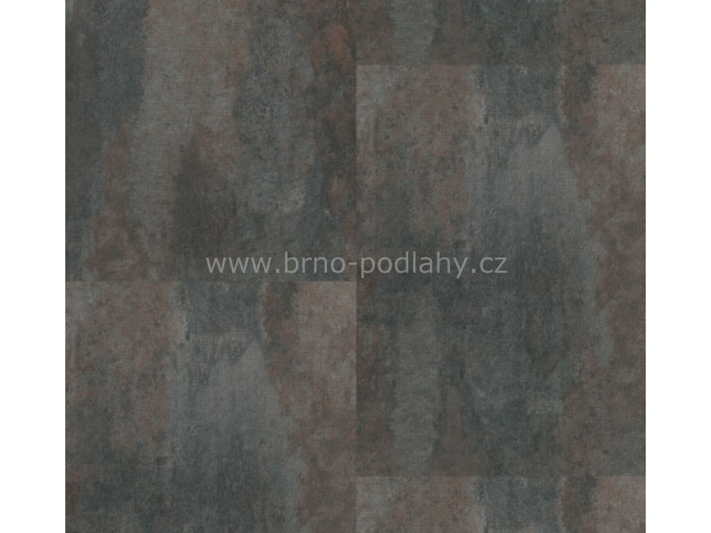 STONELINE Click plovoucí podlaha - vinyl 1068 Metallic černý