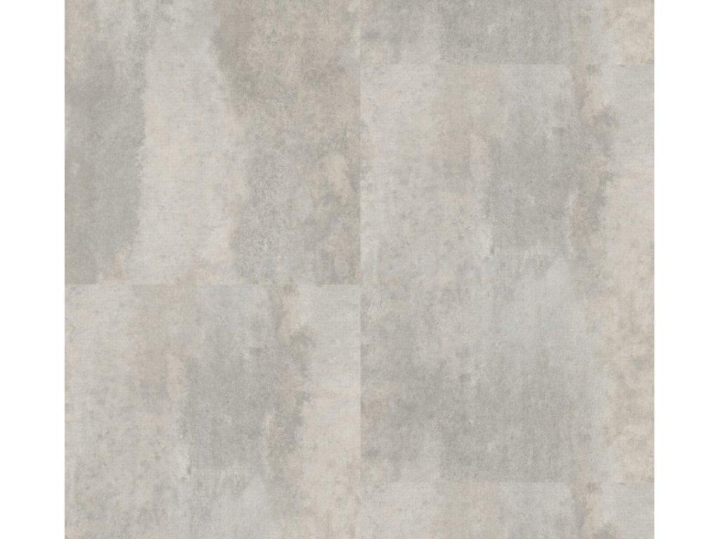 STONELINE Click plovoucí podlaha - vinyl 1067 Cement bílý