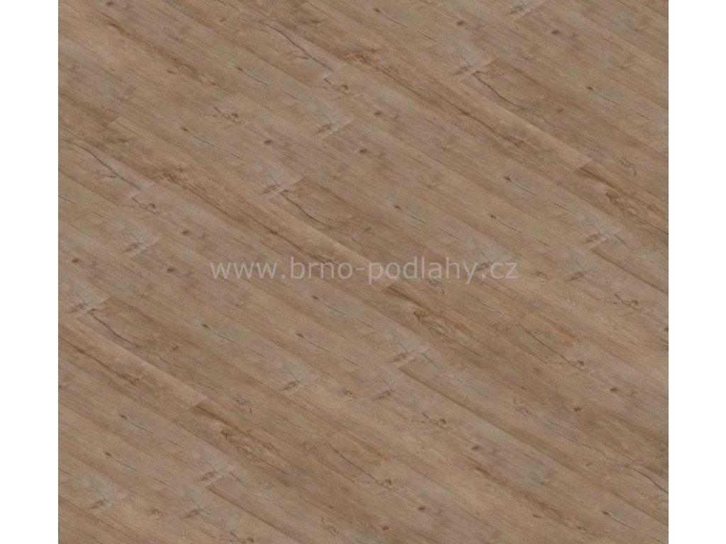 Thermofix Wood, tl. 2mm, 12155-1 Dub venkovský - lepená vinylová podlaha