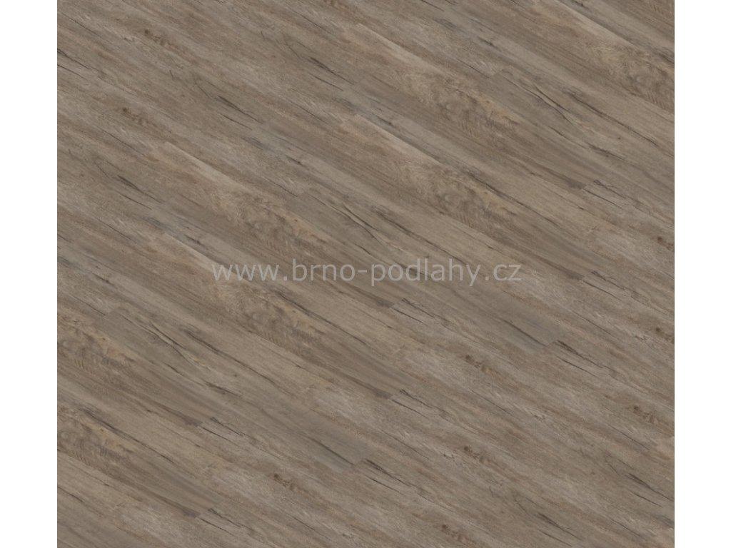 Thermofix Wood, tl. 2mm, 12154-1 Dub grónský - lepená vinylová podlaha