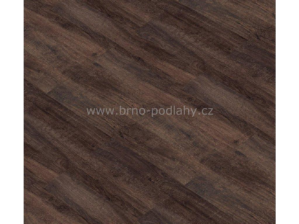 Thermofix Wood, tl. 2mm, 12137-2 Dub chocolade - lepená vinylová podlaha