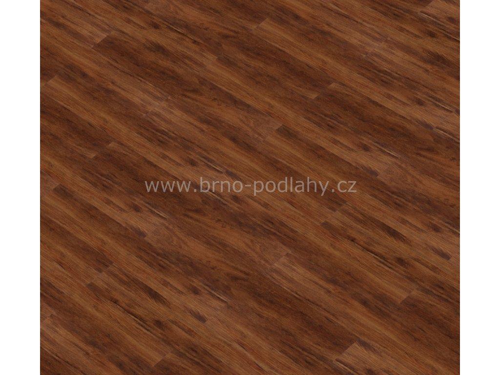 Thermofix Wood, tl. 2mm, 12118-1 Ořech vlašský- lepená vinylová podlaha