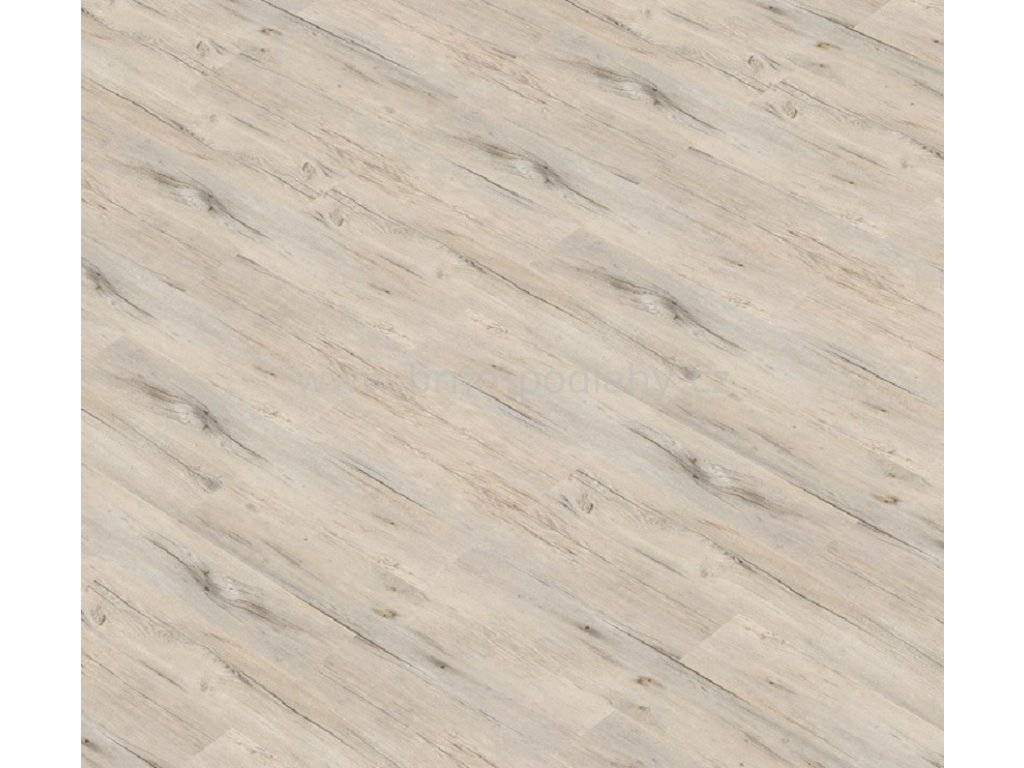Thermofix Wood, tl. 2mm, 12108-1 Borovice bílá rustikal - lepená vinylová podlaha