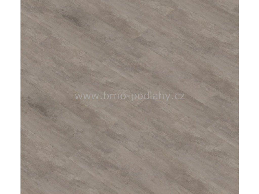 Thermofix STONE, tl. 2mm, 15410-1 Břidlice stříbrná - lepená vinylová podlaha