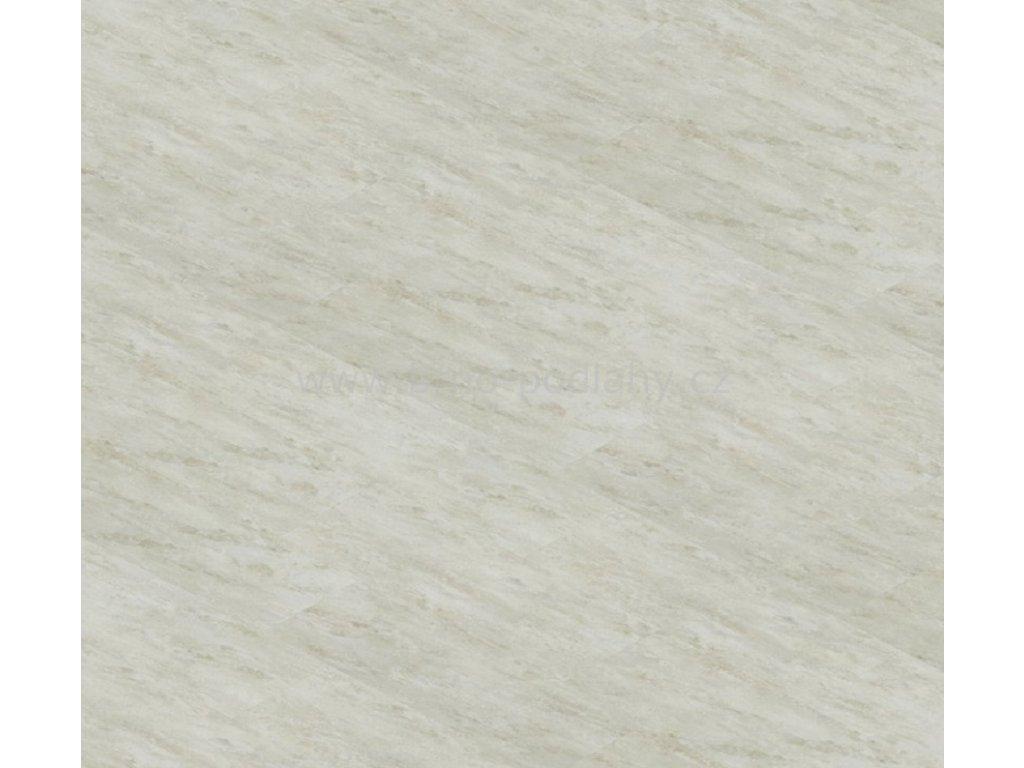 Thermofix STONE, tl. 2mm, 15418-1 Pískovec pearl - lepená vinylová podlaha