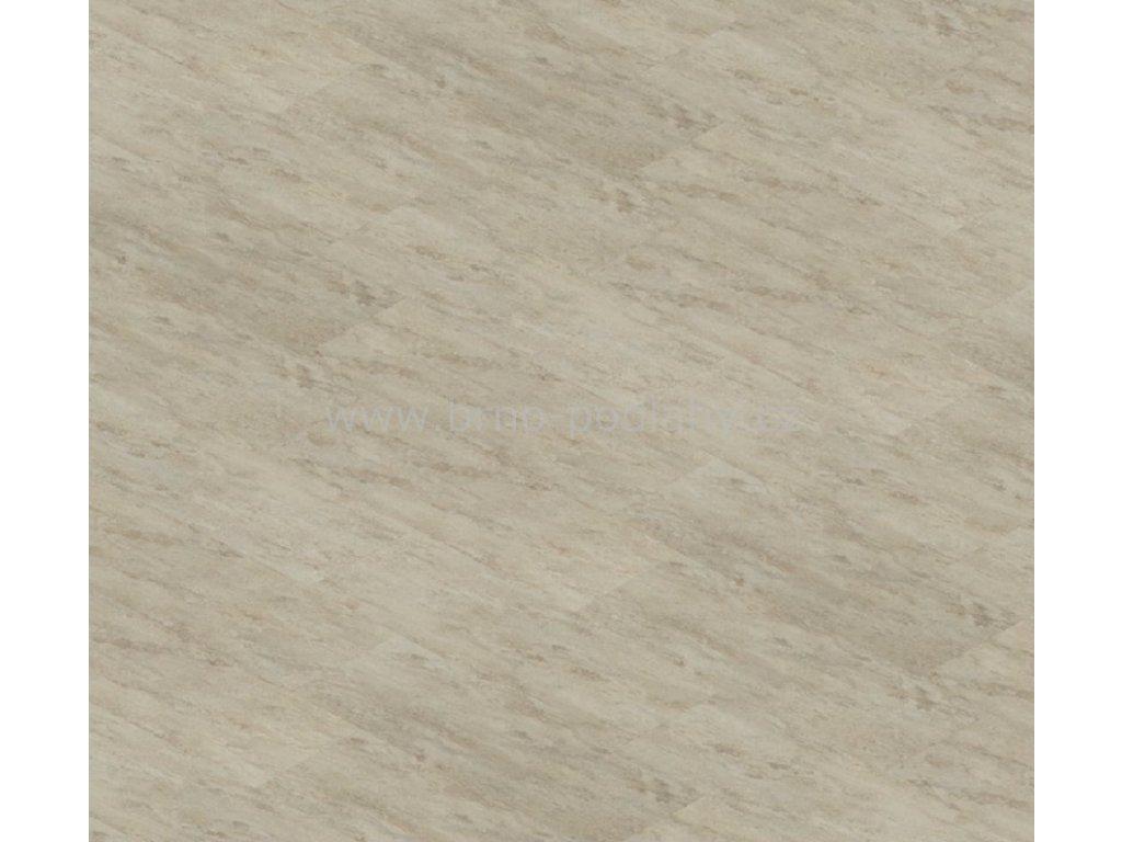 Thermofix STONE, tl. 2mm, 15417-1 Pískovec ivory - lepená vinylová podlaha